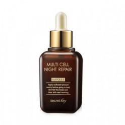 SECRETKEY Multi Cell Night Repair Ampoule 50ml