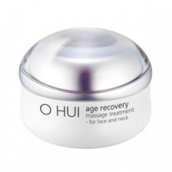OHUI Age Recovery Massage Treatment For Face And Neck 100ml