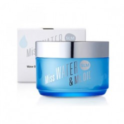 BANILA CO Miss Water & Mr.Oil SLM Gel Cream 100ml