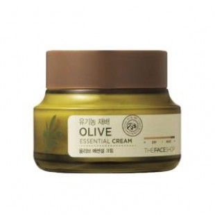 Крем THE FACE SHOP Olive Essential Cream 50ml
