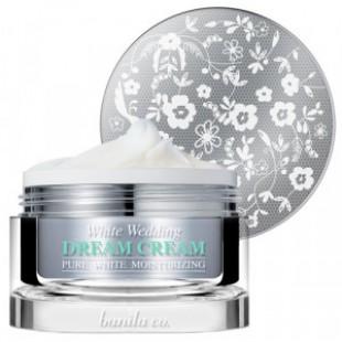 Крем для лица BANILA CO White Wedding Dream Cream 50ml