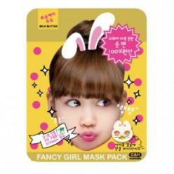 ShuShu Fancygirl MASK PACK № 03 Молоко