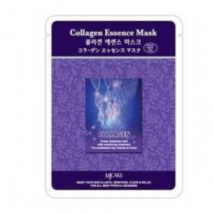 MJ CARE Essence Mask [Collagen]