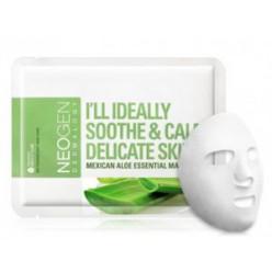NEOGEN Dermalogy Мексиканская маска для алоэ Essential x10P