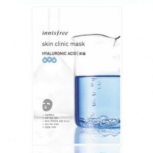 Маска для лица INNISFREE Skin Clinic Mask Hyaluronic Acid 20ml