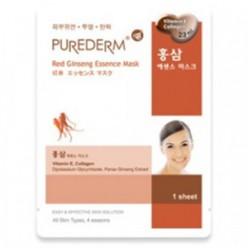Purederm Essence Mask - Red Ginseng