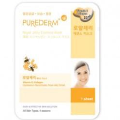 Purederm Essence Mask - Royal Jelly