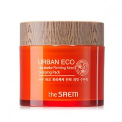 THE SAEM Urban Eco Harakeke Firming Seed Sleeping Pack 80ml