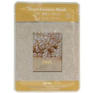 MJ CARE Essence Mask [Pearl]