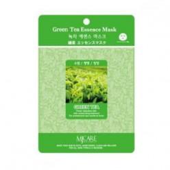 MJ CARE Essence Mask [Зеленый чай]