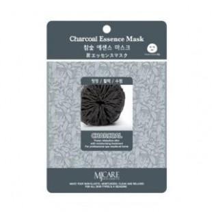 MJ CARE Essence Mask [Уголь]