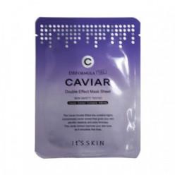 IT'S SKIN DR Formula Caviar Double Effect Mask Sheet 22g