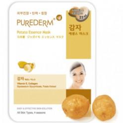Purederm Essence Mask - Potato