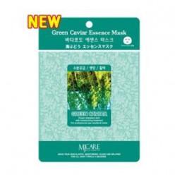 MJ CARE Essence Mask [Green caviar]