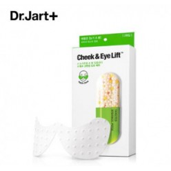 Тканевая маска для лица DR.JART+ Dermask Spot Jet Cheek & Eye lift 8g.*2ea