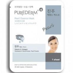 Purederm Essence Mask - Pearl