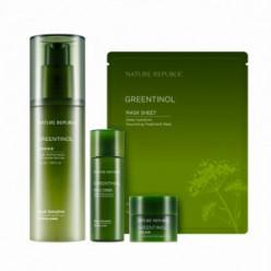 Набор для ухода за кожей NATURE REPUBLIC Greentinol Essence Special Set