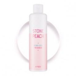 APIEU Stone Peach Pore Less Freshner 250ml