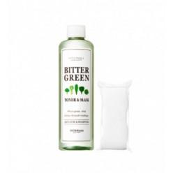 SKINFOOD Bitter Green Toner & Mask 300ml
