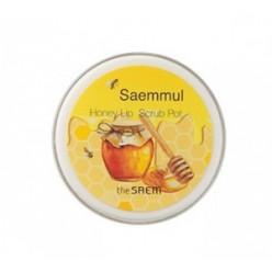 SAEM Saemmul Honey Lip Scrub Pot 7g