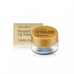 Восстанавливающий бальзам для губ TONYMOLY Timeless Ferment Snail Lip Treatment 10g