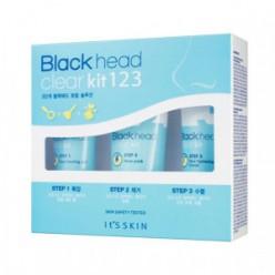 IT'S SKIN Black Head Clear Kit 123 3 items