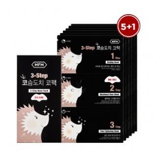 MISSHA Для мужчин Комплект для установки носорога 3-STEP (3g + 0.2g + 3g) * 6ea