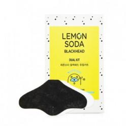 ETUDE HOUSE Лимонный содовый черный головной двойной комплект 3ml + 3ml + 2p