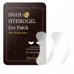Маска для глаз ELISHACOY Snail Hydrogel Eye Patch