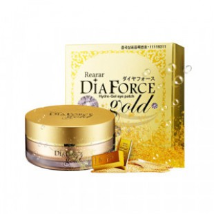 REARAR DIAFORCE Hydro Gel Eye Patch Gold 60ea