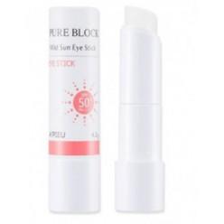 APIEU Pure Block Мягкий солнцезащитный крем SPF50 + PA +++ 4.5g