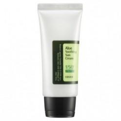 COSRX Алоэ успокаивающий крем для солнца 50 мл SPF50 / PA +++ 50ml