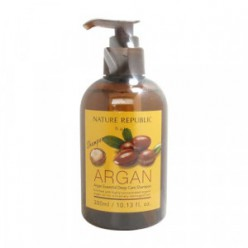 NATURE REPUBLIC Argan Essential Deep Care Shampoo 300ml.
