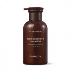 INNISFREE My Hair Recipe Anti Pandroff Shampoo 330ml (для перхоти)
