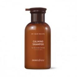 INNISFREE Мой рецепт для волос, успокаивающий шампунь 330 мл (для сухих скальпов)