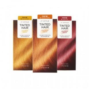 ЭТО ЭТО КОЖУЙ Стиль, окрашенный в цвет волос Крем 60 г + 60 г