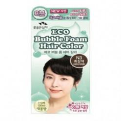 SOMANG Eco Bubble Foam Цвет волос