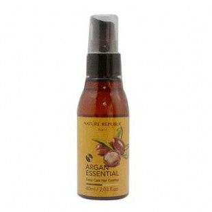 NATURE REPUBLIC Argan Essential Deep Care Hair Essence 60ml