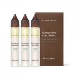 INNISFREE Мой рецепт для волос Освежающий масляный вес 25 мл * 3ea (для жирной кожи головы)